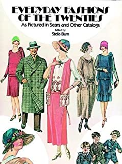 Everyday Fashions of the 20's (Dover Fashion and Costumes
