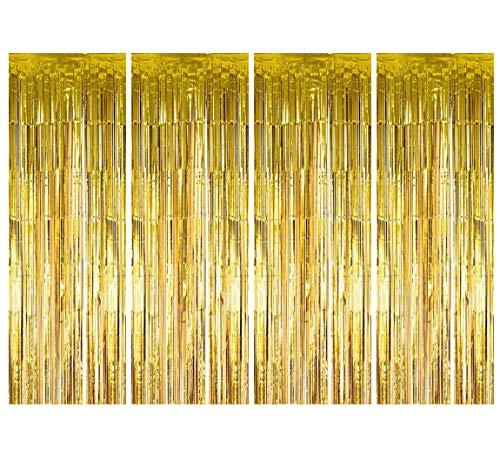 Gold Foil Backdrop