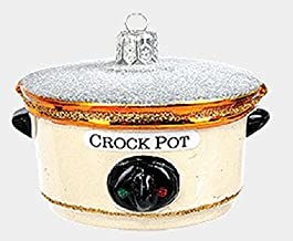 Pinnacle Peak Trading Company Crock Pot Ornament Polish