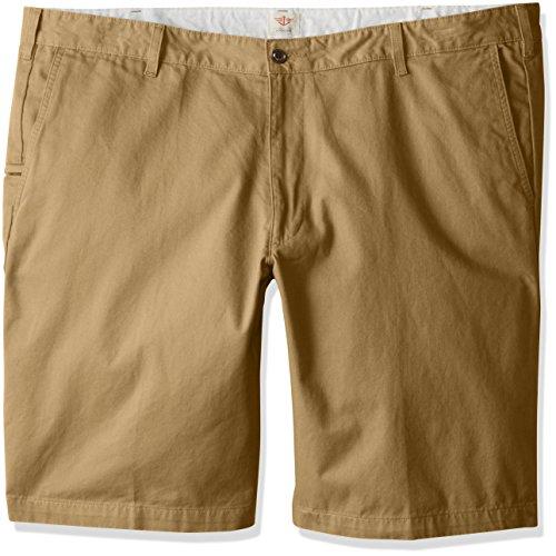 Men's Big & Tall Flat Front Shorts