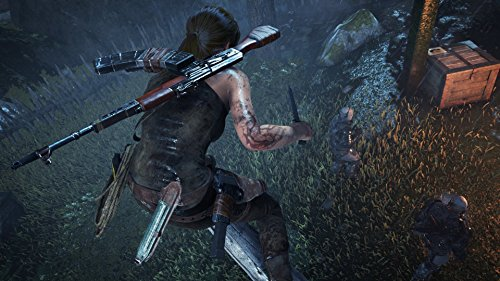 Rise Of The Tomb Raider: 20 Year Celebration Artbook Edition [Importación Inglesa]