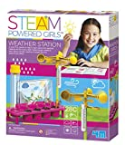 4M STEAM Powered Girls Weather Station Toy, Multicolor