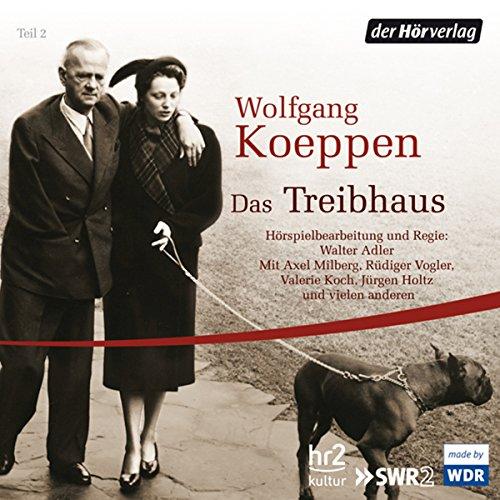 Das Treibhaus audiobook cover art