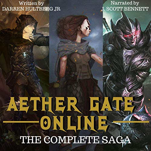 Aether Gate Online: The Complete Saga  By  cover art