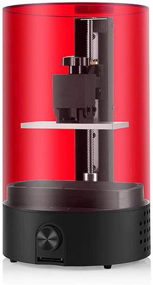 Stampante 3d in resina, sla fotopolimerizzabile,grado industriale alta precisione home odontoiatria gioielli k EYJ0343657457504JU