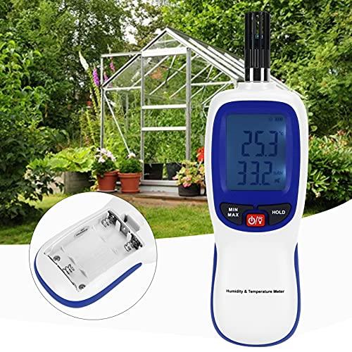 Higrómetro WiFi, sensor inteligente, medidor de temperatura, medidor de humedad, Mini sensor de humedad para incubadora, bodega