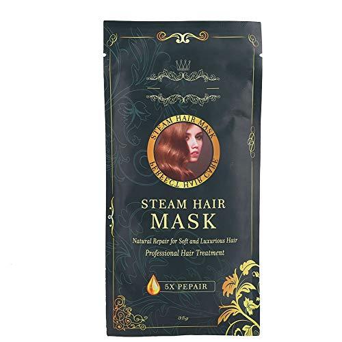 Magic Hair Mask - Smooth and Smooth Repair, Masque traitant - pour cheveux secs, abîmés ou bouclés, convient à tous les types de cheveux