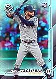 2019 Bowman Platinum Baseball #23 Fernando Tatis Jr. Rookie Card - Short Print. rookie card picture