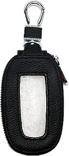 Elbleder /Étui /à cl/és en Cuir avec Protection RFID pour Cartes de cr/édit et Cartes bancaires Noir - Elh Polo 117 BK RFID 01 Schwarz Black Noir