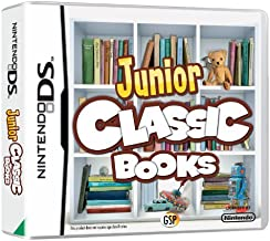 Junior Classic Books (Nintendo DS) by Avanquest Software