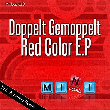 Red Color E.P.