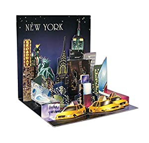 3d Greeting Card - NYC - All Occasion