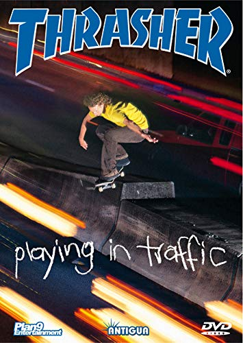 Trasher : Playing In Traffic