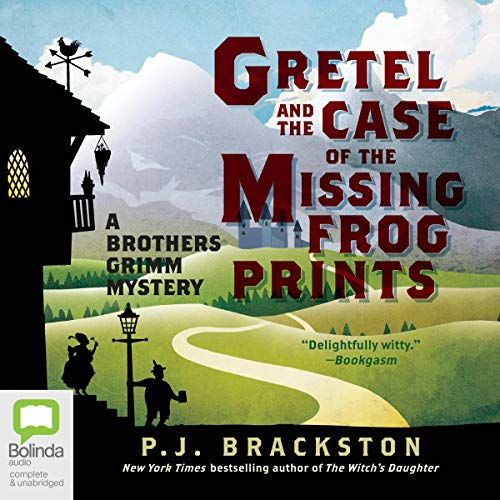 Gretel and the Case of the Missing Frog Prints cover art