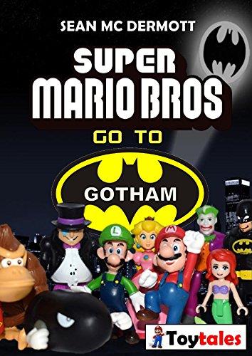 Super Mario Bros go to Gotham