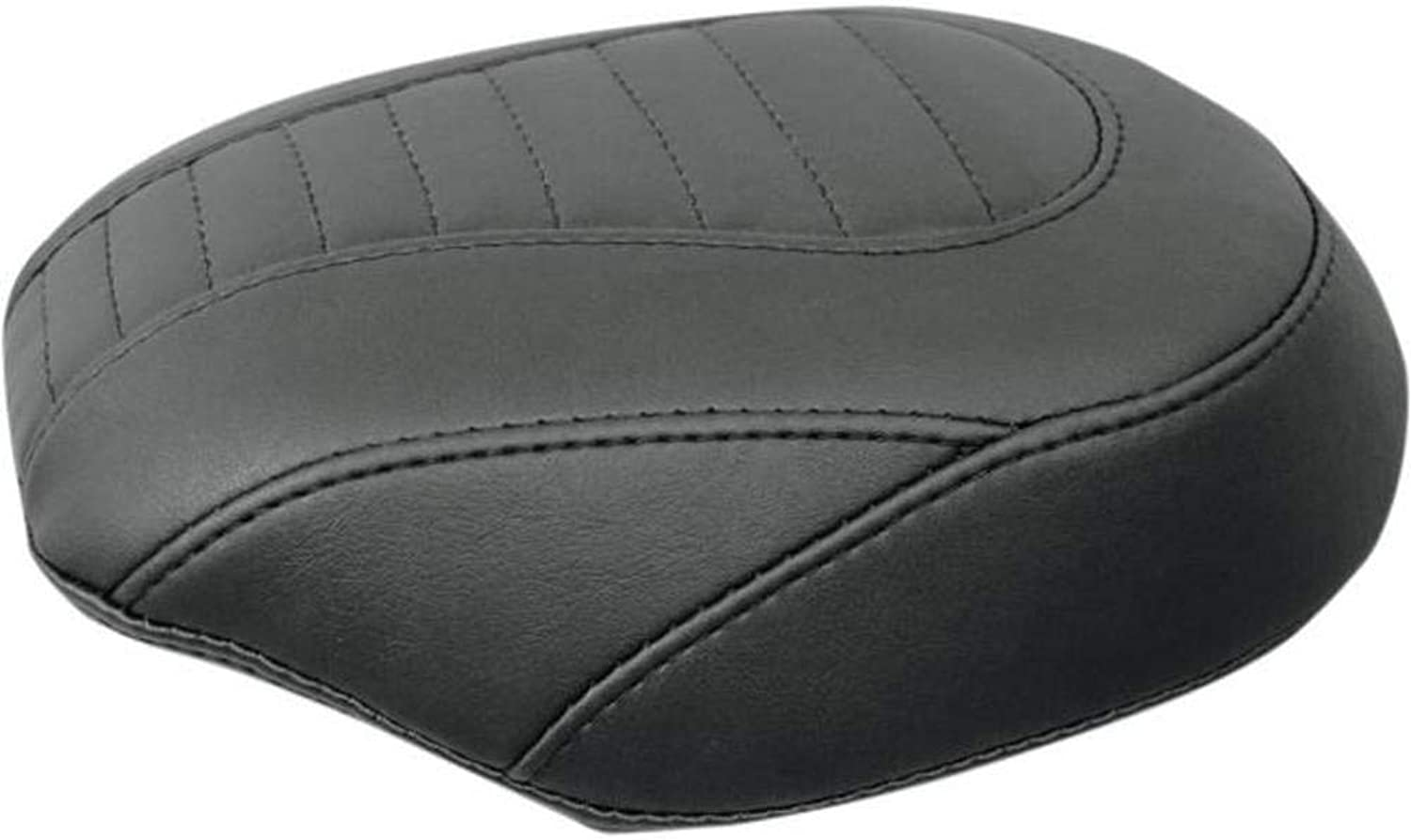 Mustang Motorcycle Seats Tripper Tuck and Roll Passenger Seat