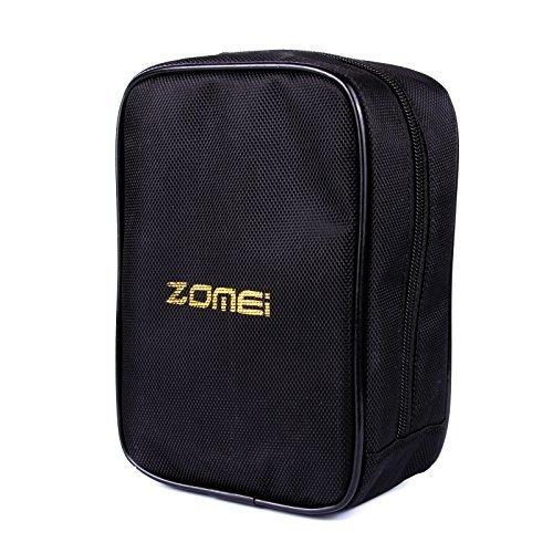 ZOMEI Bolsa de filtro de nylon de 16 ranuras para filtros de la serie Cokin Z de 100150 mm, diseño resistente al agua y al polvo, fácil de manejar cuando se trabaja al aire libre, negro