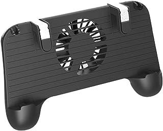XYXZ Gamepad Controller Joysticks Mobile, Mobile Gaming Triggers Phone Gamepad Joystick Phone Holder, Shooter Sensitive Sm...