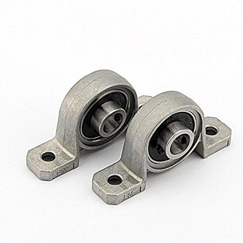 4 rodamientos de cojinetes, Rodamiento de soporte central del eje impulsor 8/10/12/20 mm 12 mm