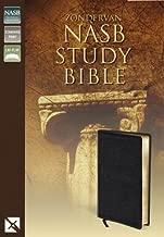 NASB Study Bible, Black