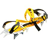 Grivel Air Tech Light Wide - Crampones - Wide, New-Classic amarillo/negro 2015