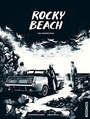Rocky Beach: Eine Interpretation. Graphic Novel. (Die drei ???)