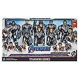 Figuras Avengers Endgame – Marvel War Machine – Marvel Nebula – Thor – Iron Man – Rocket Raccoon – B...