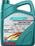 ADDINOL SEMI SYNTH 10W-40 A3/B4 Motorenöl, 5 Liter