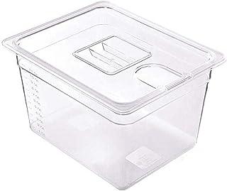 Sous Videコンテナーステーキマシンコンテナーサーキュレーター用蓋水タンクバス付きSous Vide料理浸漬スロークッカー Innovationo