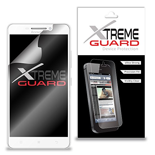 Premium XtremeGuard Screen Protector Cover for Lenovo A5000 (Ultra Clear)