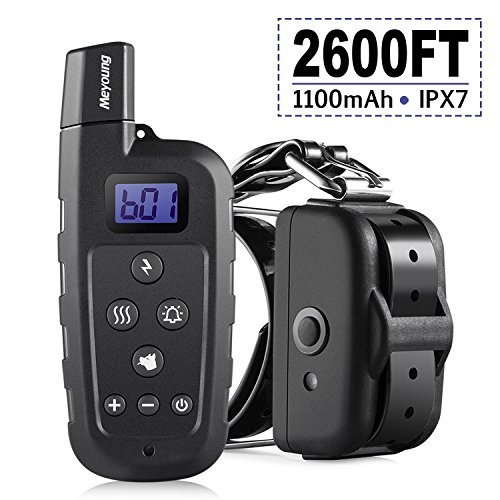 Meyoung Dog Training Collar, 2600 FT Remote...