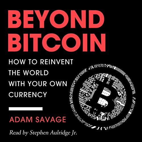 Beyond Bitcoin audiobook cover art