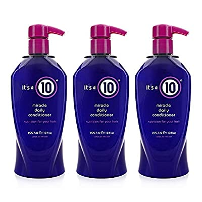 It's a 10 Haircare Miracle Daily Conditioner, 10 fl. oz.