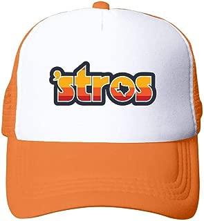 Baseball Cap Astro Inspired Stros Throwback Mesh Dad Hats Trucker Sun Visor Cap