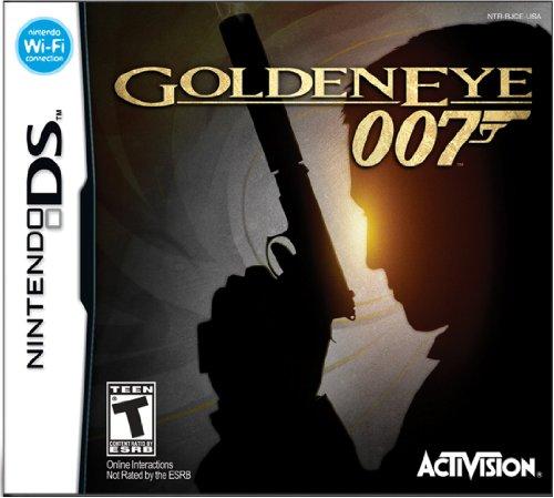 James Bond 007: GoldenEye - Nintendo DS