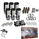 Overhaul Rebuild Kit For Cummins Engine 6BT 5.9L 12V DODGE RAM PICKUP Inframe