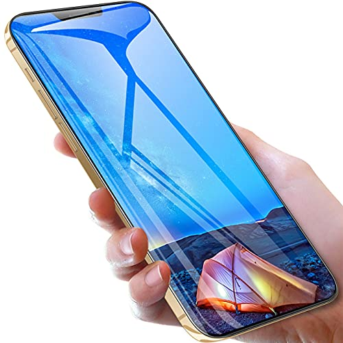 HUALUDA Unlocked Android Smartphone i12Pro Max Cell Phones, 6.7-inch HD Screen Mobile Phones, 5-Point Touch Screen, Face Unlock, Intelligent Wake-up (Color : Gold, Size : 8+64G)