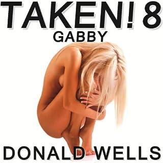 Taken! 8 audiobook cover art