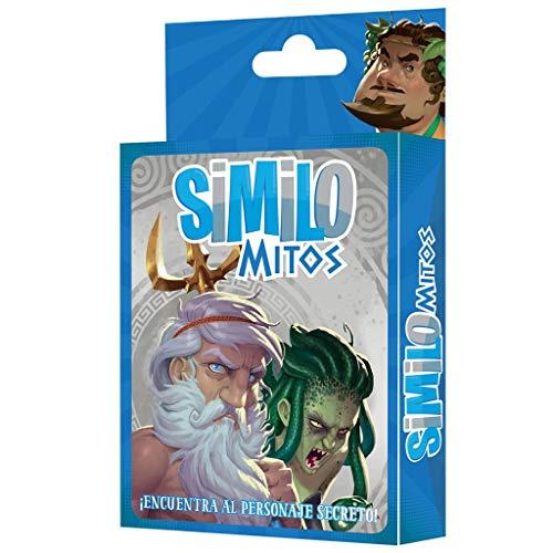 Horrible Games- Similo Mitos, Color (Asmodee HGSI0003)