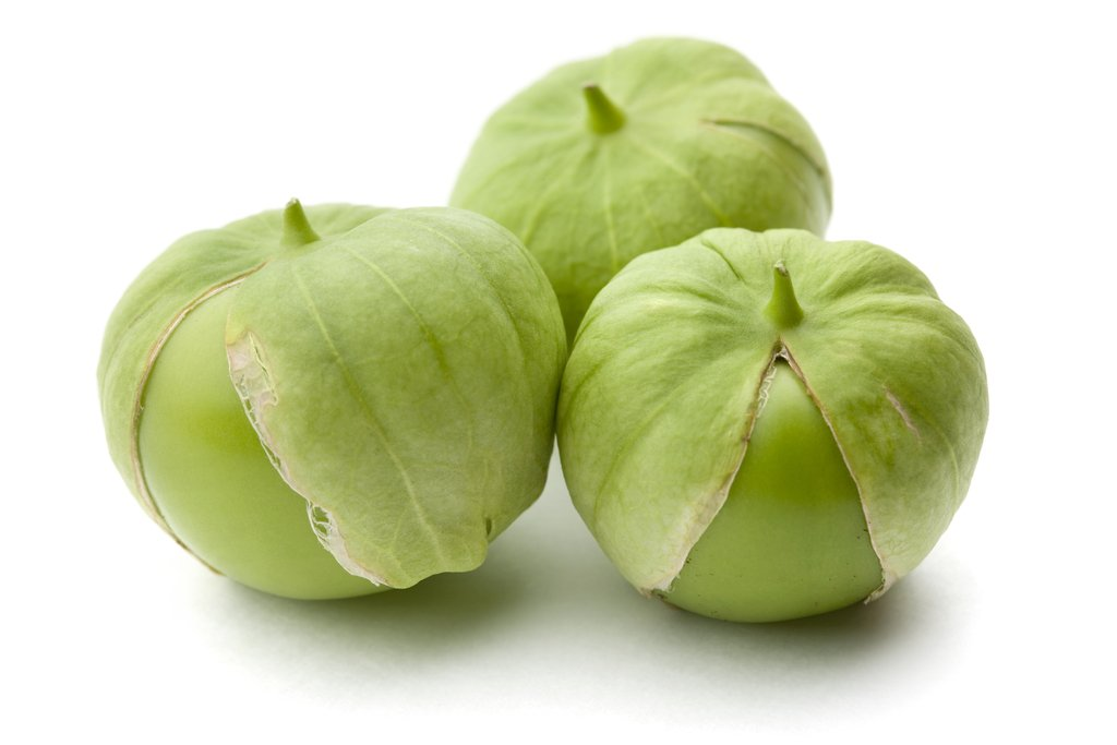 Tomatillos Locally Grown 1 Elegant Pound Directly managed store