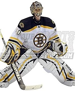 Tuukka Rask Boston Bruins goalie pads 8x10 11x14 16x20 photo 597 - Size 8x10