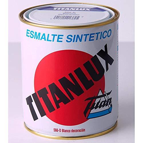 Titanlux M30548 - Esmalte sintetico 375 ml titanlux gris niebla
