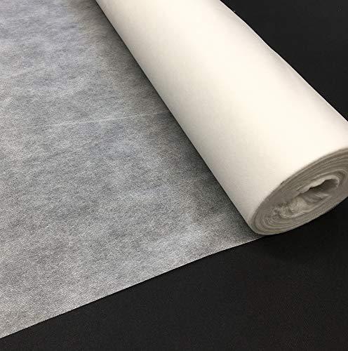 Massageliegenauflage mit Kreuzschlitz auf Rolle | Liegenauflage aus PP-Vlies | Weiß | 80 x 180 cm | mit Perforation | ca. 50 Abrisse | 1 Rolle