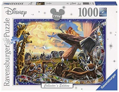 1000ピース ラベンスバーガー ジグソーパズル ライオンキング Disney Collector's Edition Lion King (70cm x 50cm)パズル ジグゾーパズル ディズニー パズル クリスマスプレゼント ギフト [並行輸入品]