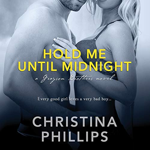 Hold Me Until Midnight audiobook cover art