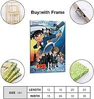 ZZFJF ジグソーパズル500ピース探偵漫画劇場パズル教育ギフトの家の装飾のためのジグソーアート38x52cm