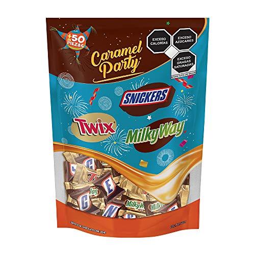 sanborns chocolates fabricante Milky Way