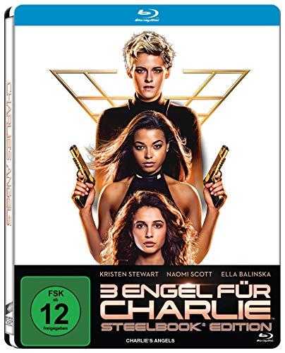 3 Engel für Charlie - Steelbook [Blu-ray]