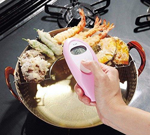 貝印『非接触で測れる赤外線温度計(DH7280)』