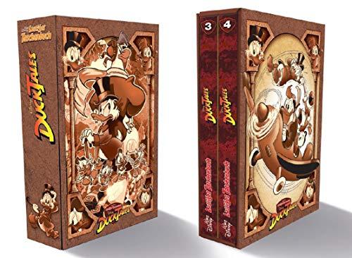 Lustiges Taschenbuch DuckTales Box 02: Bände 03 - 04